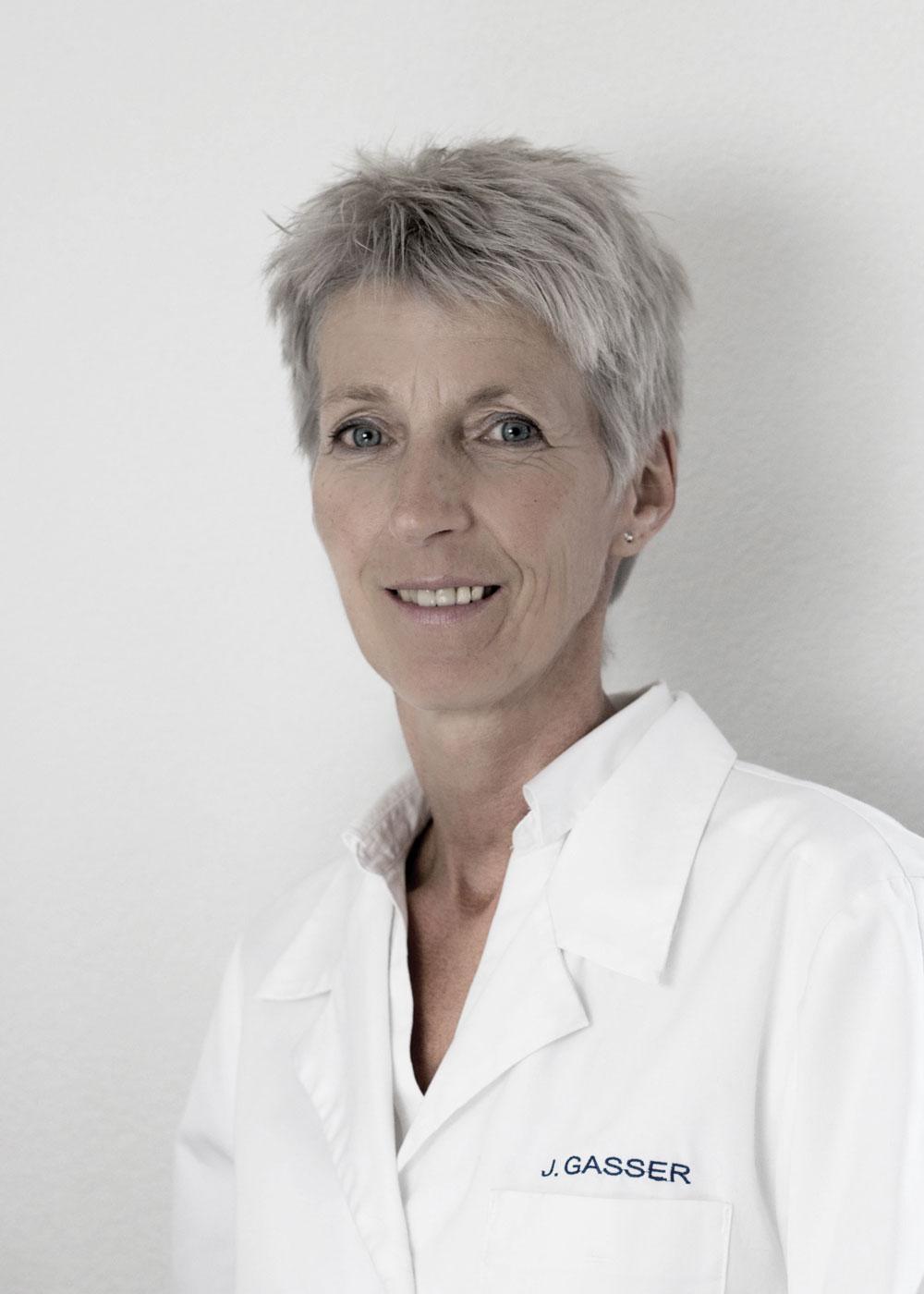 Jeannette Gasser